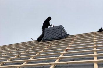 Eine Schornsteinbekleidung vom Fachmann: Dachdeckerei Edier aus Selent bei Kiel